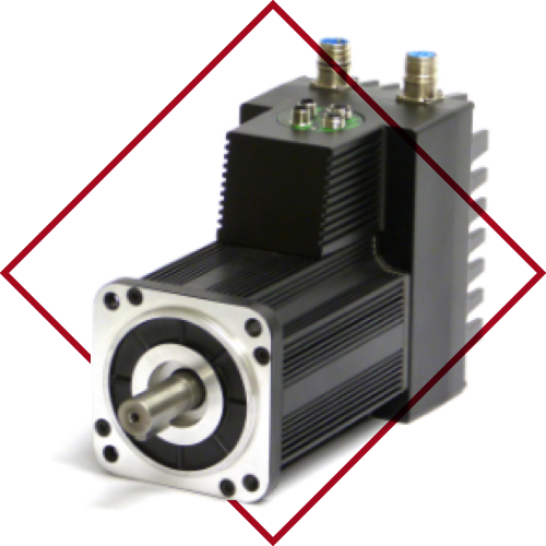 Servo Motor Integrado